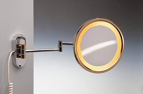 Элитное зеркало косметическое 99150CRO 5XD от Windisch