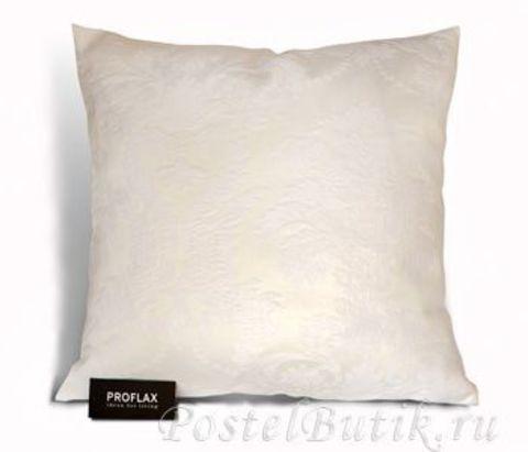 Элитная подушка декоративная Almeria white от Proflax