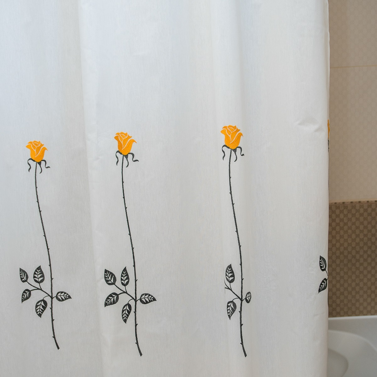 Шторки для ванной Шторка для ванной 180x200 Arti-Deco Rosas C. Yellow elitnaya-shtorka-dlya-vannoy-rosas-c-yellow-ot-arti-deco-ispaniya.jpg