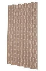 Элитная шторка для ванной Geneva от Carnation Home Fashions