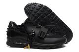 Кроссовки мужские Nike Air Max 90 HYP Black By Kanye West