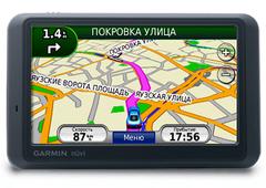 Автомобильный GPS навигатор Garmin Nuvi 715 с антенной трафика GTM 21