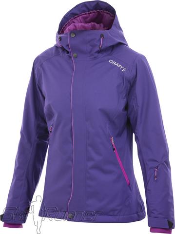 Куртка зимняя Craft Alpine Eira Purple Женская