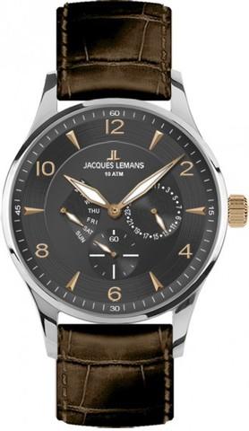 Купить Наручные часы Jacques Lemans 1-1827D по доступной цене