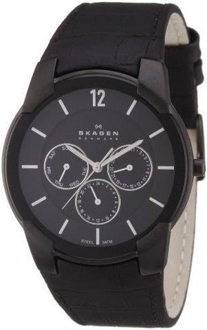 Купить Наручные часы Skagen 856XLBLB по доступной цене
