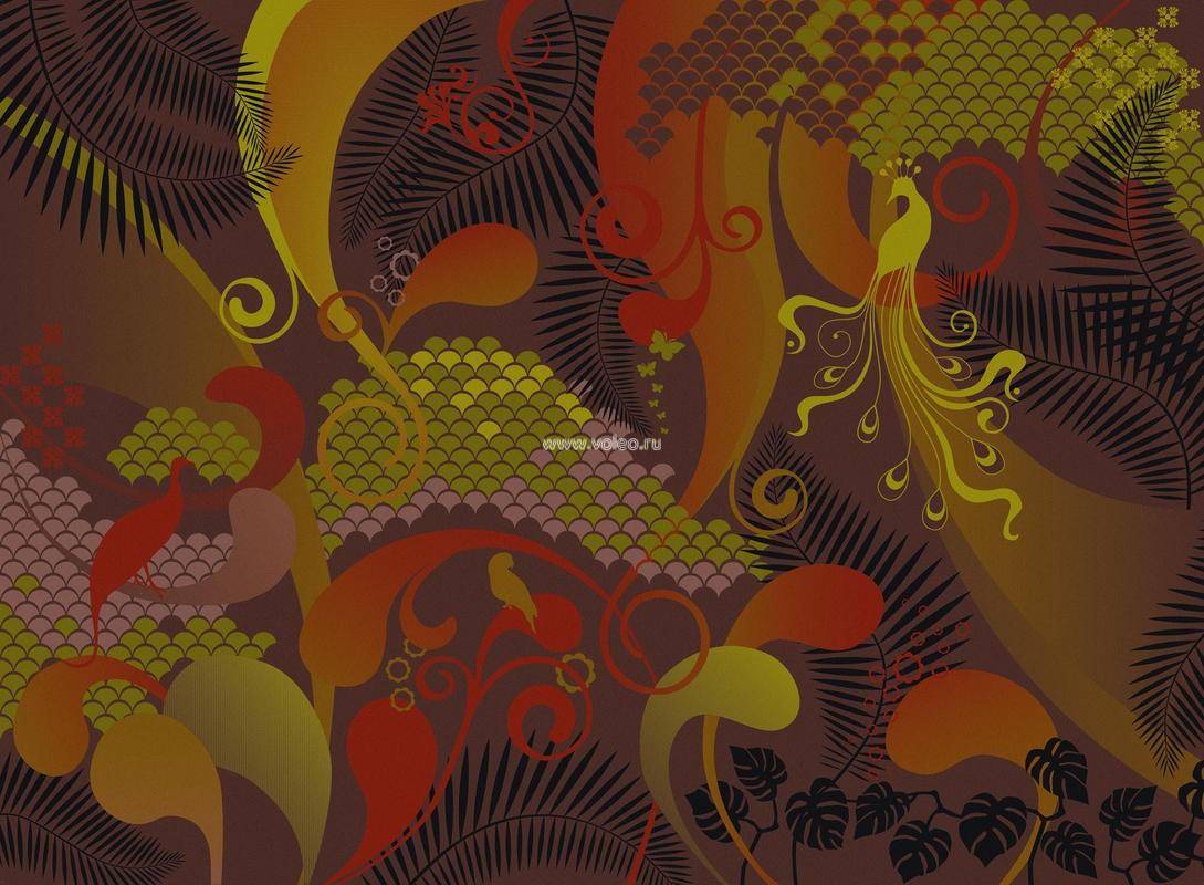 Фотообои (панно) Mr. Perswall Urban Nature P032501-8, интернет магазин Волео