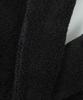 Элитный халат махровый Hanim&Sultan черный ирис от Hamam
