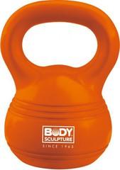 Гиря обрезиненная BODY SCULPTURE BW-110-10, вес 10кг