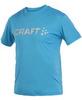 Футболка беговая мужская Craft Active Run Logo