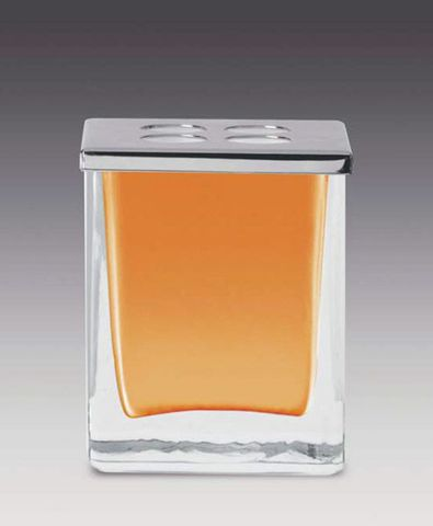 Стакан для зубных щеток 83168NCR Fashion Crystal Colour от Windisch