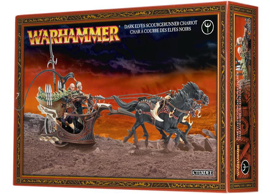 Scourgerunner Chariot / Cold-One Chariot