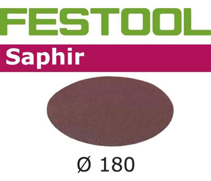 Материал шлифовальный STF D180/0 P36 SA/25 Festool 485240