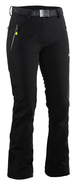 Женские горнолыжные брюки 8848 Altitude DENISE black (668908)
