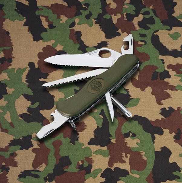 Швейцарский нож Victorinox Military (0.8461.MW4DE)