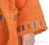 Элитный халат детский махровый Yupi оранжевый от Caleffi