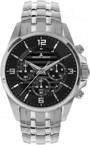 Купить Наручные часы Jacques Lemans 1-1672K по доступной цене