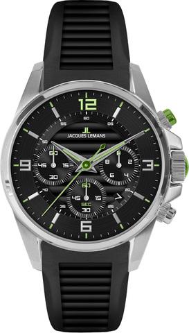 Купить Наручные часы Jacques Lemans 1-1672C по доступной цене