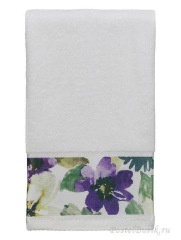 Полотенце 69х51 Creative Bath Bouquet белое