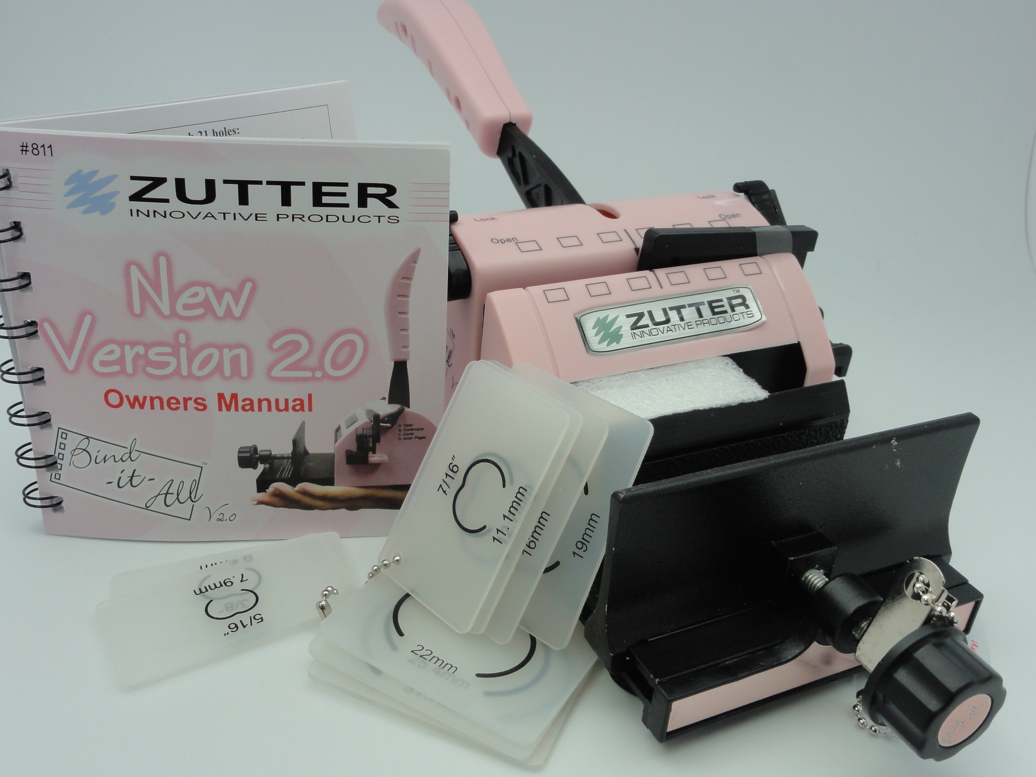 zutter binder machine