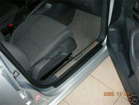 Накладки порогов VW GOLF V GTI R32