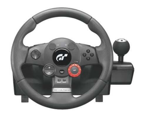 LOGITECH Driving Force GT [87646]