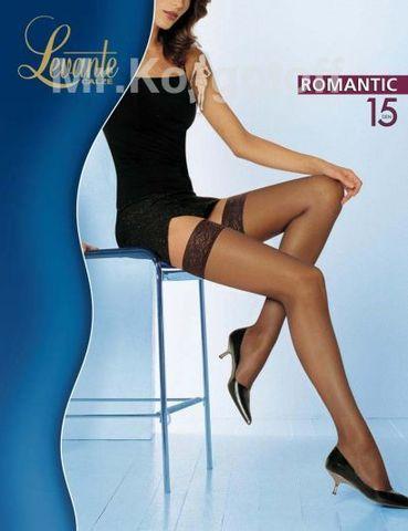 Чулки Levante Romantic 15