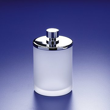 Для косметики Емкость для косметики малая Windisch 88124MCR Addition Crystal Mate banochka-malaya-88124-crystal-mate-ot-windisch-ispaniya.jpg