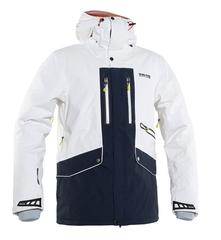 Куртка горнолыжная 8848 Altitude Ledge White мужская