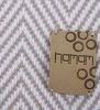 Элитный плед вязаный Meyzer серебряный от Hamam