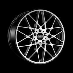 Диск колесный BBS RX-R 8.5x19 5x120 ET32 CB82.0 satin black/diamond cut