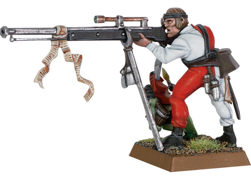 Freeguild Handgunners/Crossbowmen