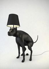 торшер DOG floor lamp