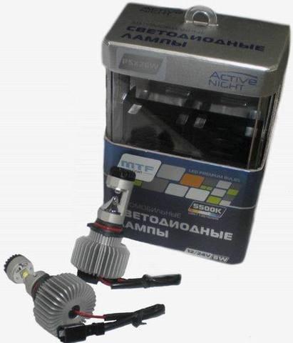 Светодиодные лампы MTF Light PSX26W ACTIVE NIGHT 5500K