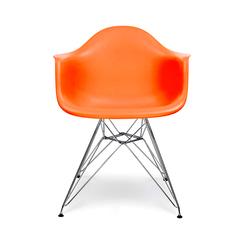 стул EAMES DAR, оранж, оранжевый