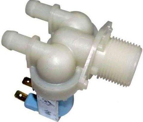 Клапан электромагнитный для стиральной машины Beko (Беко) 2x180 - 2901250100, см. 5221EN1005B