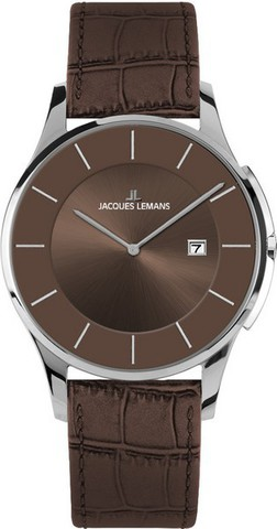Купить Наручные часы Jacques Lemans 1-1777i по доступной цене