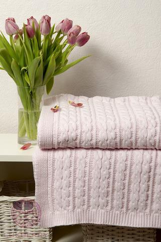 Плед-покрывало 150х200 Luxberry Imperio 36 розовый