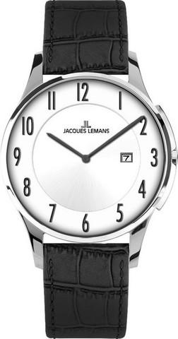 Купить Наручные часы Jacques Lemans 1-1777C по доступной цене