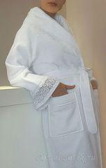 Элитный халат махровый Maila от Timas
