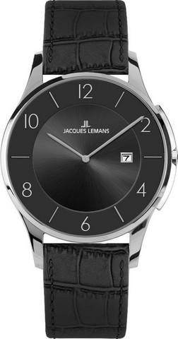 Купить Наручные часы Jacques Lemans 1-1777A по доступной цене