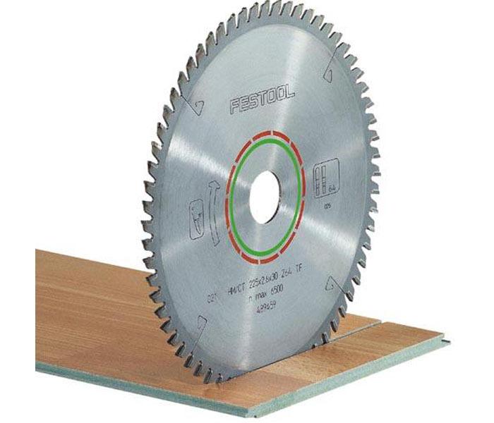 Пильный диск для ламината 225x2,6x30 TF64 Festool 489459
