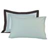 Постельное белье 2 спальное евро Casual Avenue Soho Frame светло-зеленое