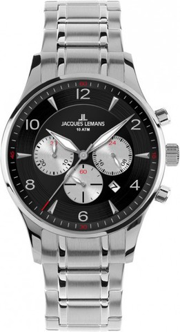 Купить Наручные часы Jacques Lemans 1-1654i по доступной цене