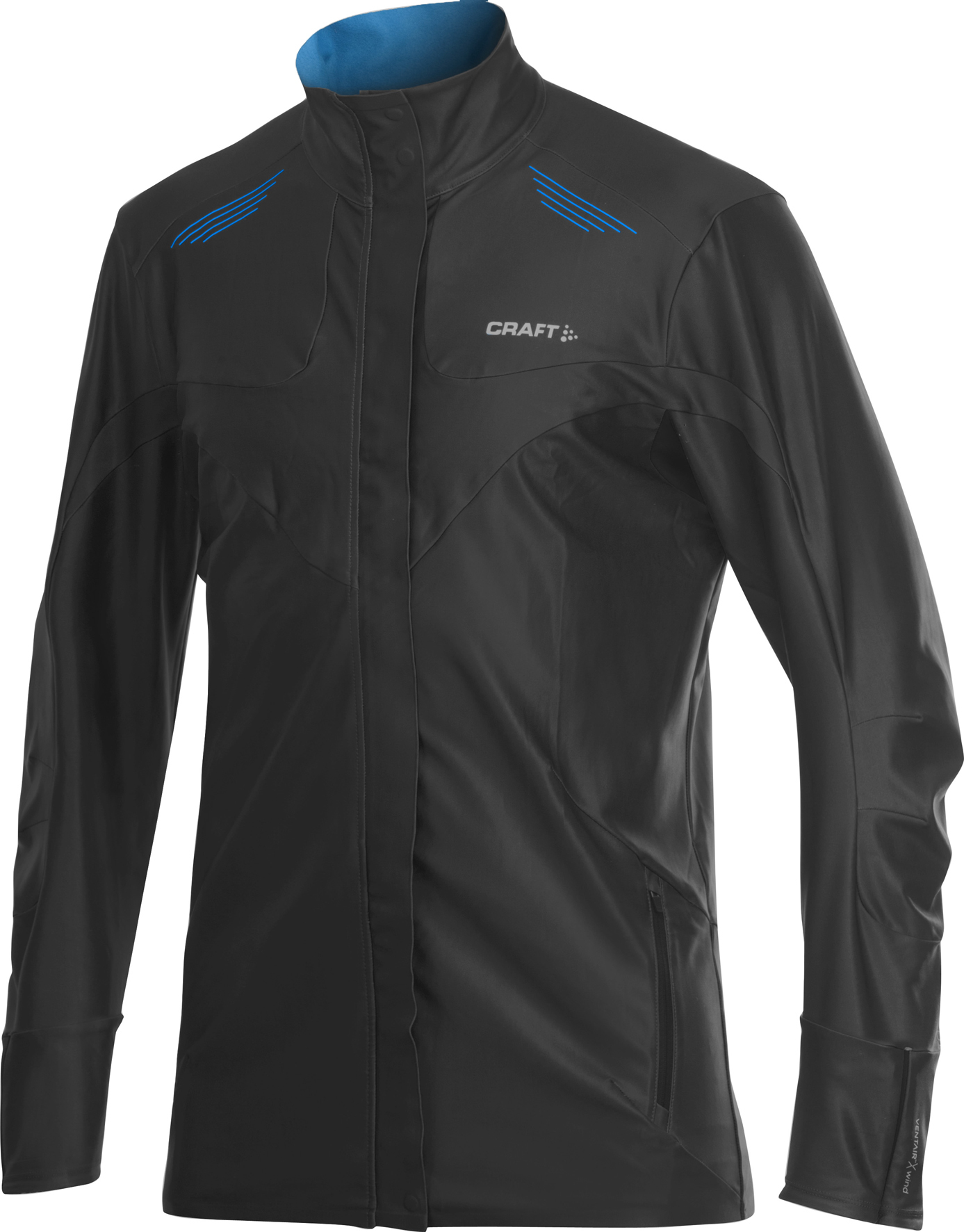Куртка Craft Elite Race мужская чёрная