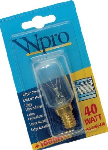 Лампа духового шкафа Whirlpool (Вирпул) (40W, E14)  - 300 град - 484000000978