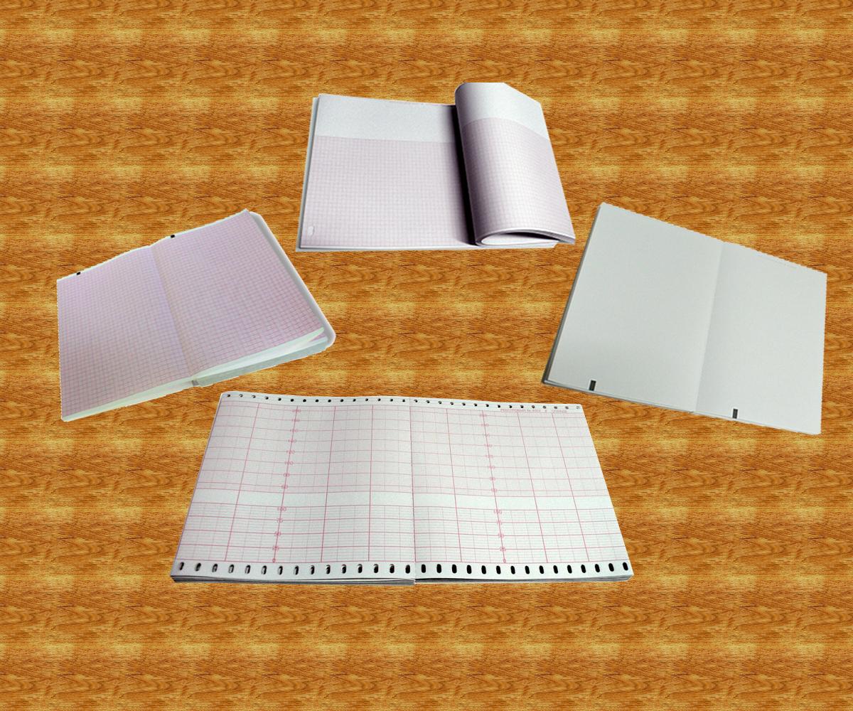 108х140х250, бумага ЭКГ для Mortara ELi 150, реестр 4038/1