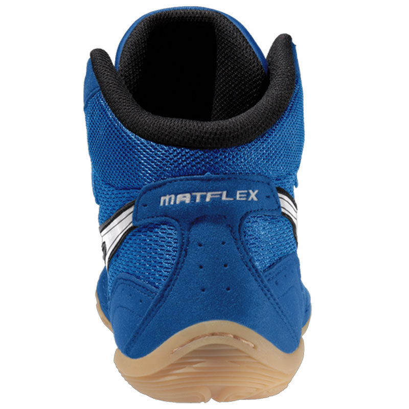 Asics Matflex 4 борцовки мужские Blue