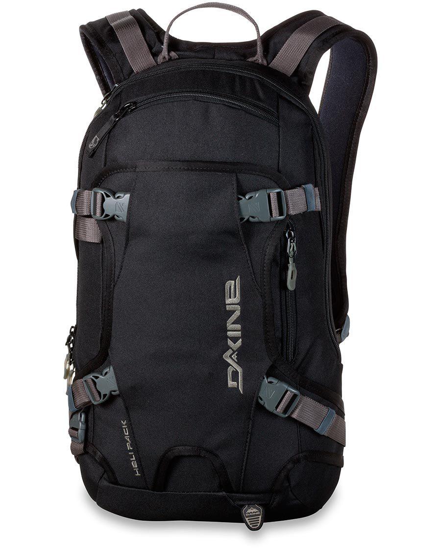 Рюкзаки спортивные мужские Рюкзак для сноуборда Dakine Heli Pack 11L Black 8100700_005_HELIPACK11L_BLACK.jpg