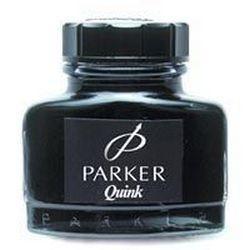 Parker Чернила (флакон), черные
