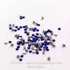 2058 Стразы Сваровски холодной фиксации Cobalt ss 5 (1,8-1,9 мм), 20 штук ()